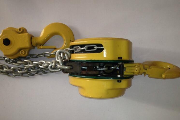 【河北成华】避免手拉葫芦起重链条断裂的方法
