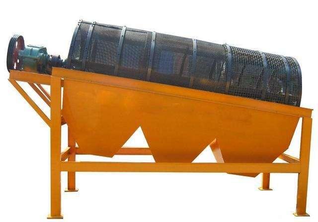 滚筒筛沙机-制砂专用滚筒筛沙机厂家直销-材质报价技术规格