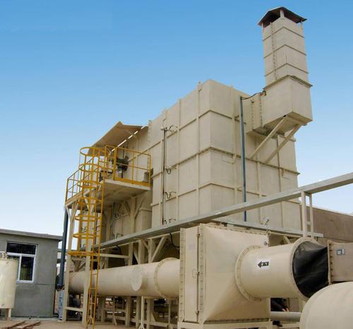 布袋除尘器-燃煤锅炉布袋除尘器厂家-报价有空技术参数