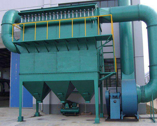布袋除尘器-炼钢厂冶炼电炉布袋除尘器-参数材质型号图纸