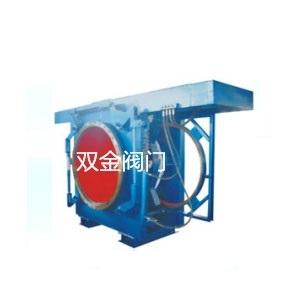 KF941H/X-0.5/1.5/2.5电动敞开式插板阀DN400-2800mm