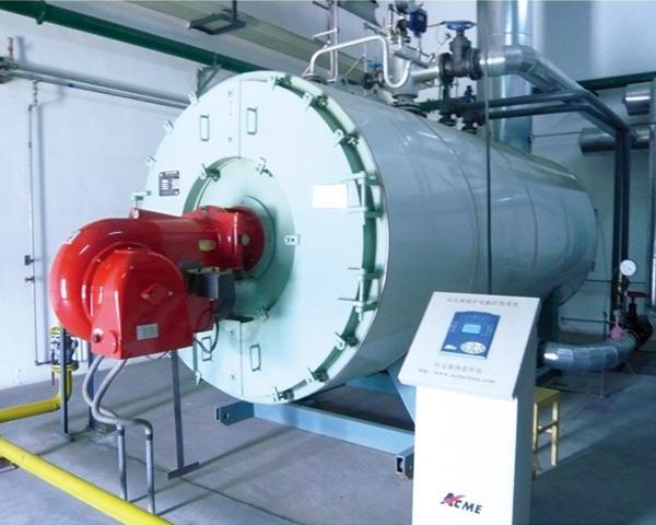 一吨生物质锅炉
