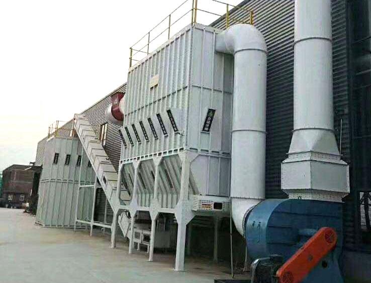 10T、20吨锅炉布袋除尘器