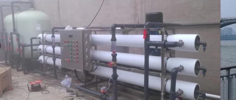 天津天一净源纯净水设备