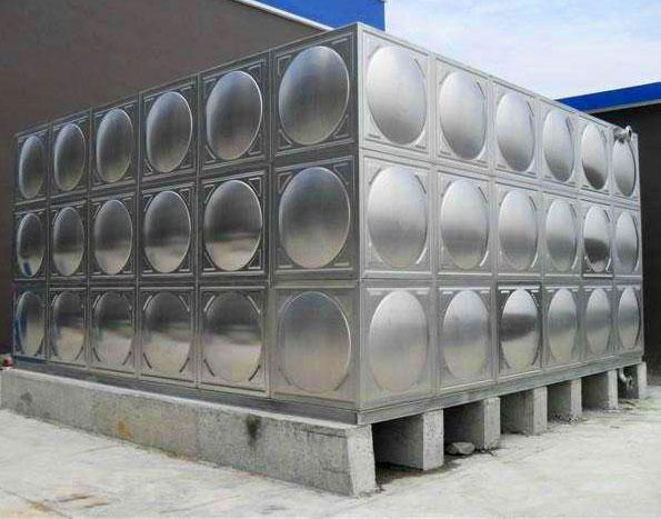 不锈钢水箱304食品级水塔保温储水箱方形模板模块