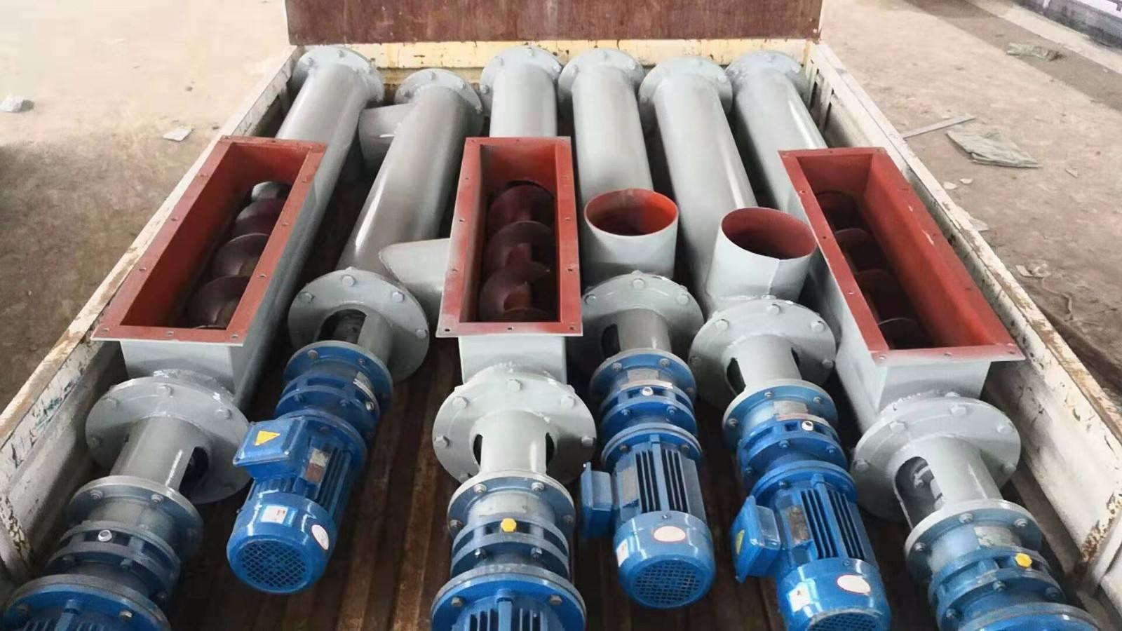 弱粘煤螺旋输送机-弱粘煤螺旋输送机安装-弱粘煤螺旋输送机厂家