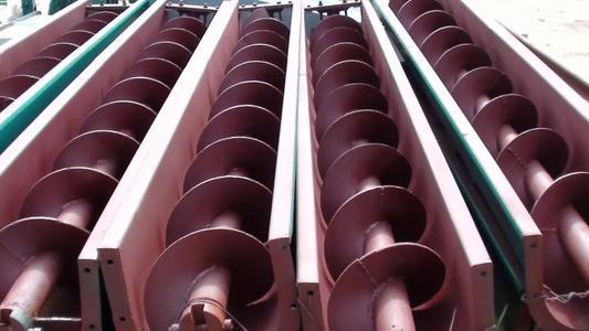 螺旋输送机-煤矸石螺旋输送机厂家直销-规格用途原理价格