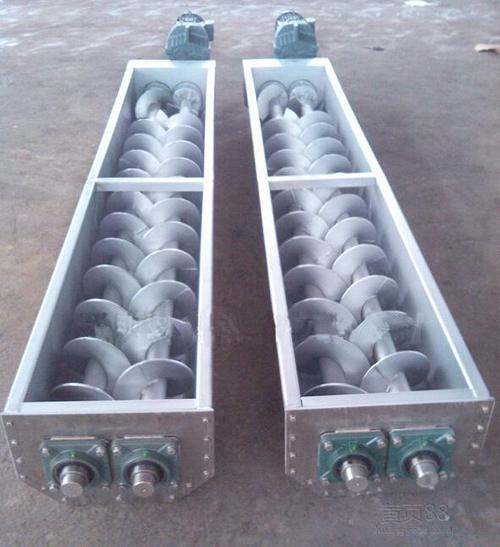螺旋输送机-黑曜石螺旋输送机厂家直销-参数特点规格技术