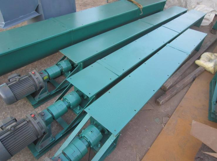 螺旋输送机-卡瓦石螺旋输送机厂家直销-特点调试安装技术