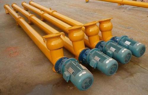 螺旋输送机-长江石螺旋输送机厂家直销-报价原理技术材质