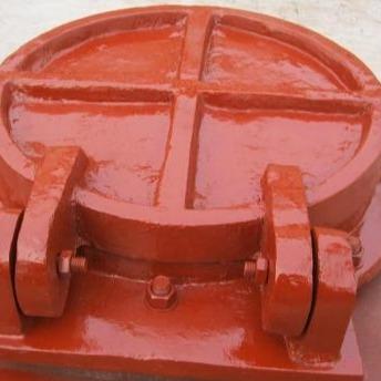 水利铸铁拍门