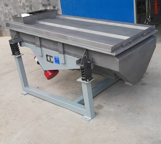 炭素材料直线筛-直线振动筛厂家选型-振荡筛安装维修设计