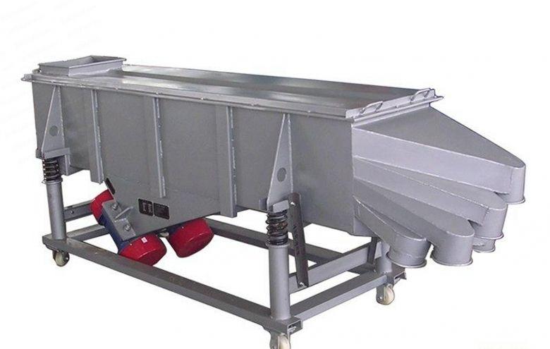 硫酸铝直线振动筛-振动筛厂家-直线筛价格优惠