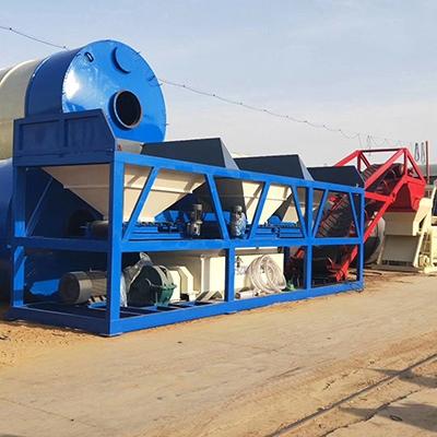 水泥混凝土WBZ稳定土拌合站微机控制厂家大促
