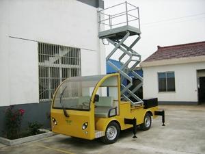 铝合金汽车升降机