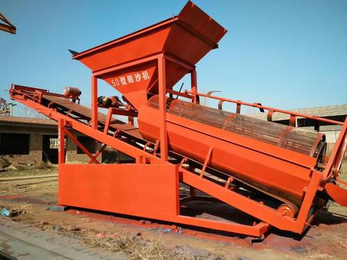小型滚筒筛沙机-小型滚筒筛沙机规格-小型滚筒筛沙机厂家