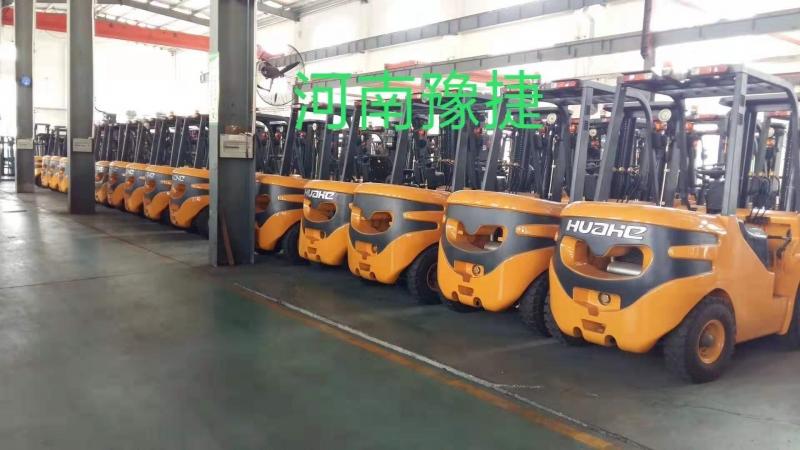 叉车,内燃叉车,3-12吨燃油叉车