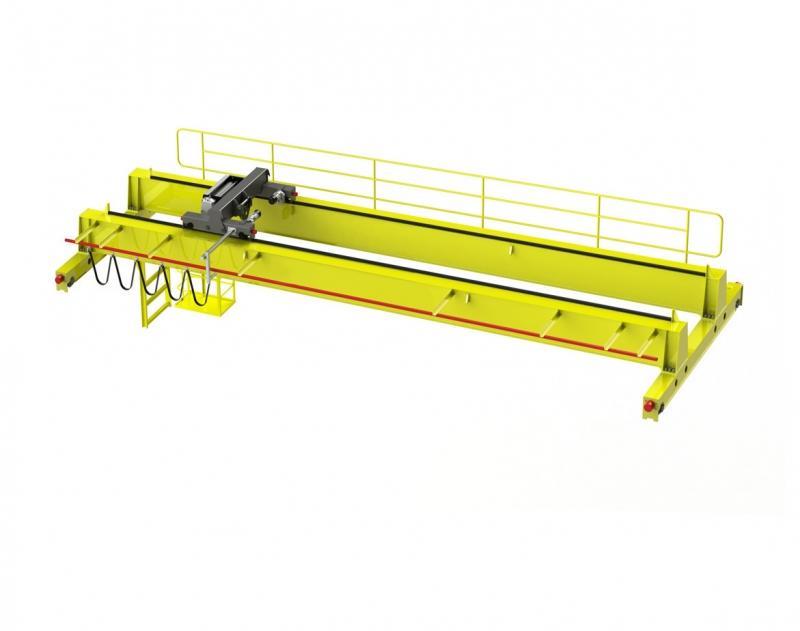电动葫芦双梁桥式起重机 纽科伦起重机械生产厂家