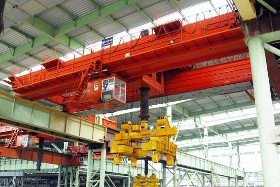 YZ型280/75~320/80吨铸造桥式起重机 河南纽科伦起重