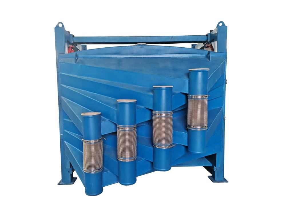 尿素颗粒方形摇摆筛-摇摆筛厂家定做-报价材质特点优势