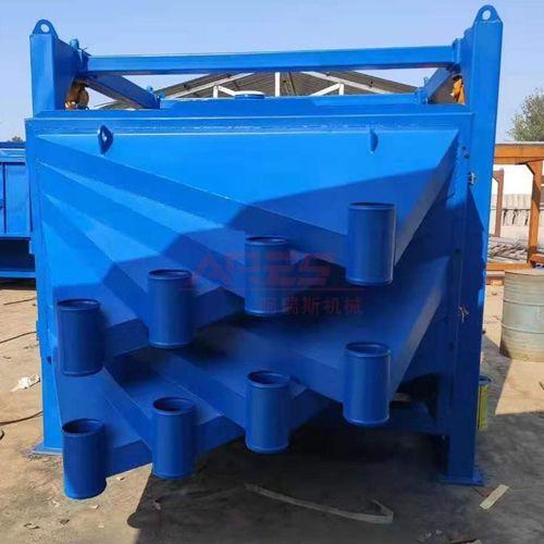 重碱方形摇摆筛 摇摆筛供应厂家 平面回转筛设计结构