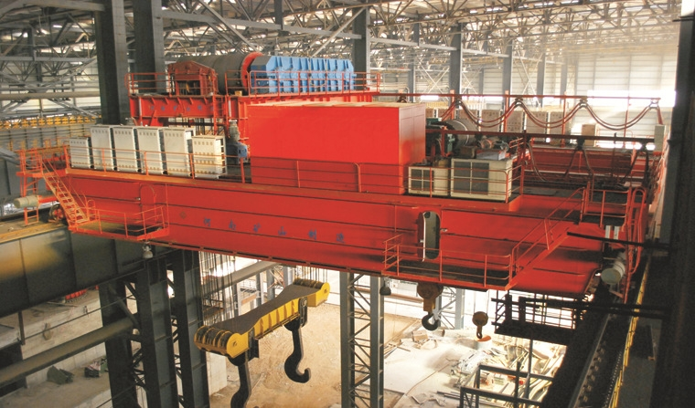 起重机生产厂家 YZ型铸造桥式起重机 河南纽科伦起重