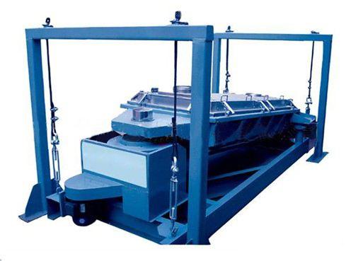 氧化铝粉摇摆筛-方形摇摆筛厂家供应-结构组成性能优势