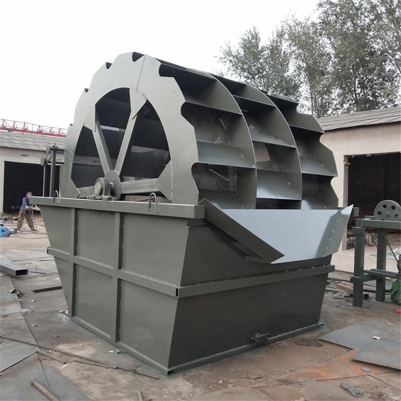 大型洗石机 洗石设备 多功能轮斗洗砂机 洗沙机厂家 洗石机价格