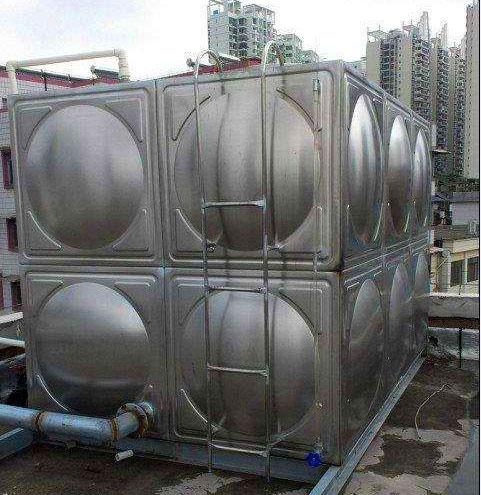 不锈钢水箱304食品级水塔保温储水箱方形