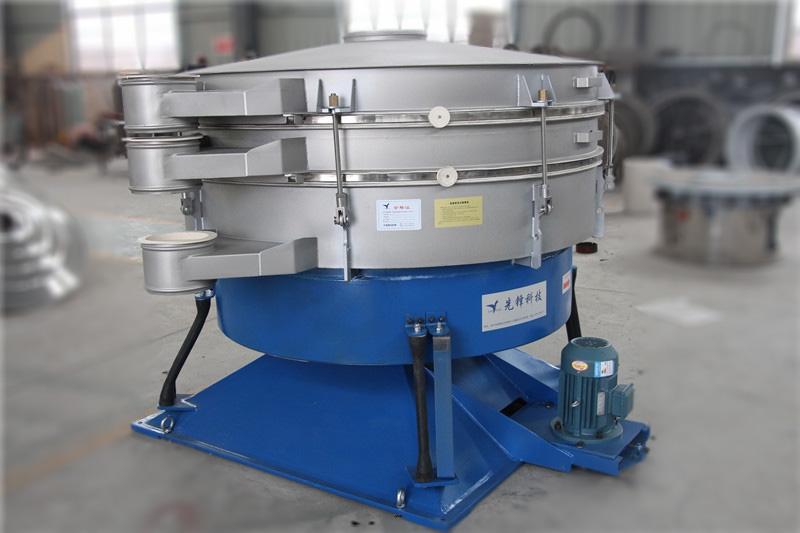 YBS1200圆形摇摆筛 化工摇摆筛 食品摇摆筛 摇摆筛分机 产量大