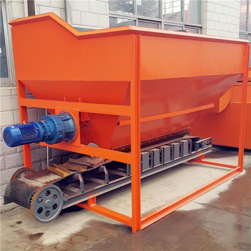 矿石送喂料机 槽式给矿机 振动给料机 厂家价格参数设计方案