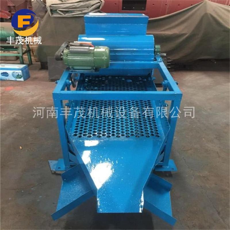 河南畅销市场茶籽剥皮机设备质量上乘欢迎来电洽谈