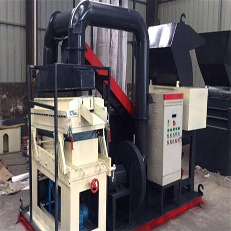 新型环保铜米机 废旧电线粉碎分离设备 600型铜米机设备供应