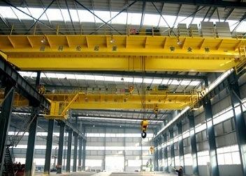 双梁5~50/10吨绝缘吊钩桥式起重机 河南纽科伦起重
