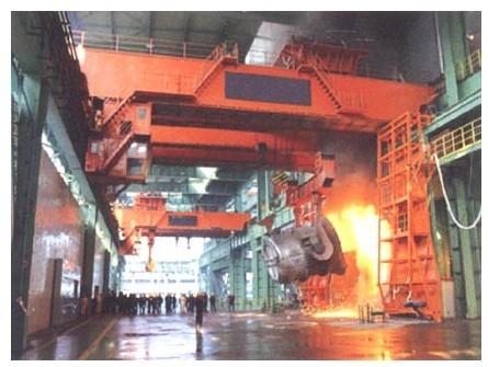 厂家直销YZ型160/40吨铸造双梁桥式起重机 纽科伦起重