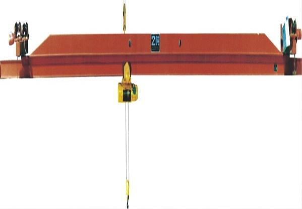 轻小型行车 单梁悬挂桥式起重机产品介绍