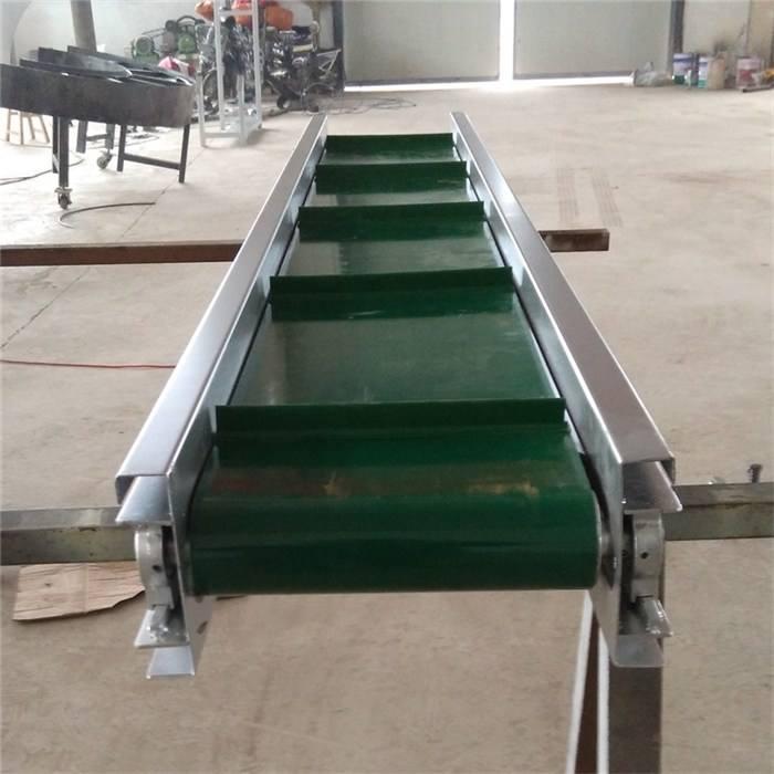 皮带输送机-轻型皮带输送机厂家直销-型号材质报价原理