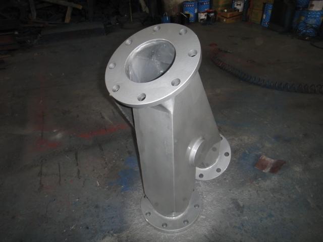 SFC-I侧三通分料阀200-900mm