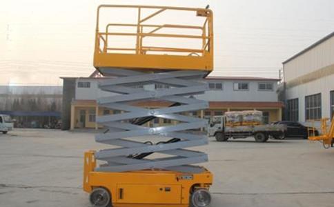 20米移动式升降机