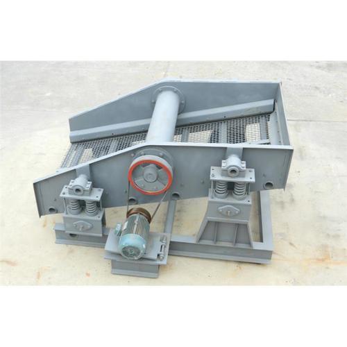 白灰自动圆筛机制造商-圆振筛厂家设计-型号材质质保