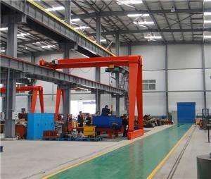 BMH双主梁半门式起重机 起重机械生产厂家