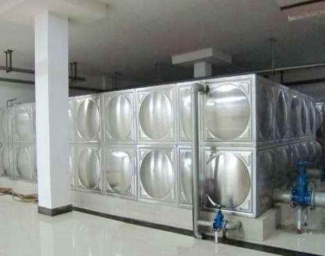 不锈钢水箱长方形家用保温承压力罐蓄水玻璃钢储水罐卧式消防水塔
