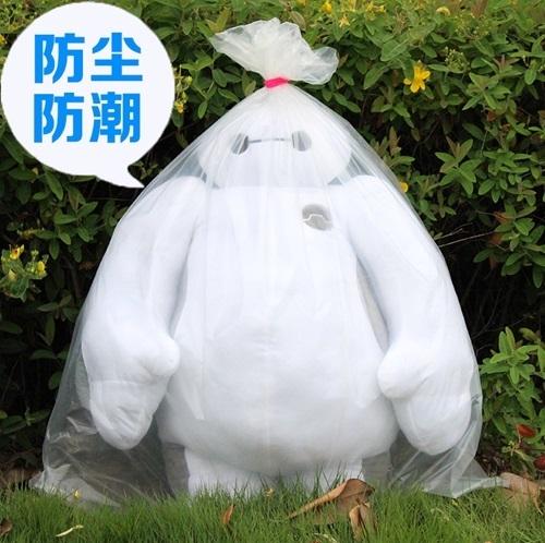 环保透明平口塑料袋
