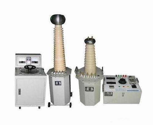 3KVA/50KV交直流高压试验变压器