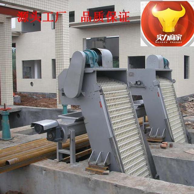 污水处理设备 回转式清污机