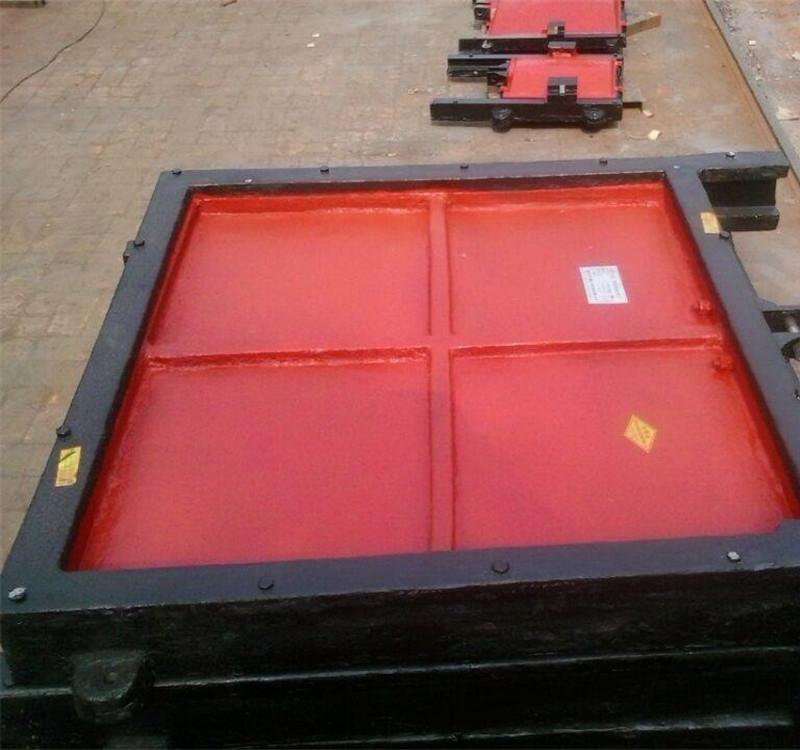闸门启闭机 铸铁闸门2米