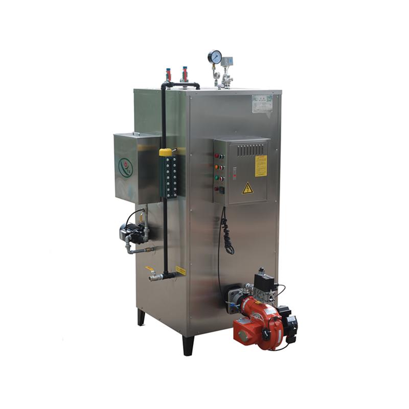 胶粘化工加热配套200公斤燃油蒸汽发生器