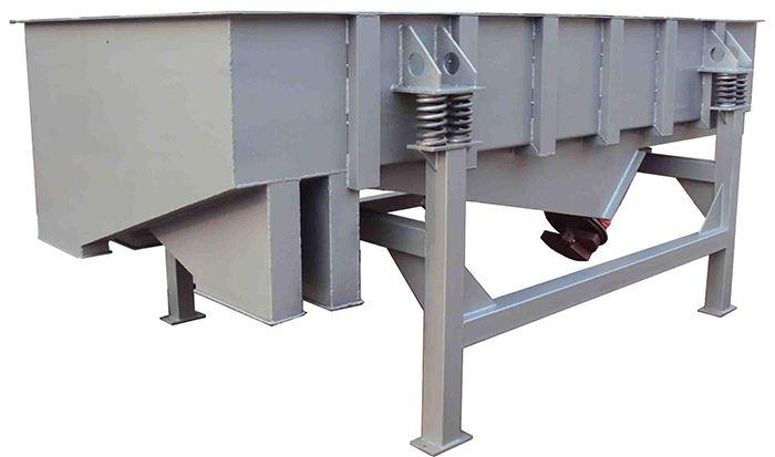 石油焦粉直线振动筛 振动筛推荐厂家性能优势