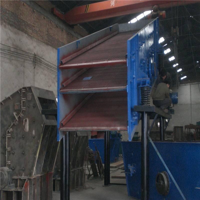 砂石料场振动脱水筛-生产厂家-直销供应-价格优惠