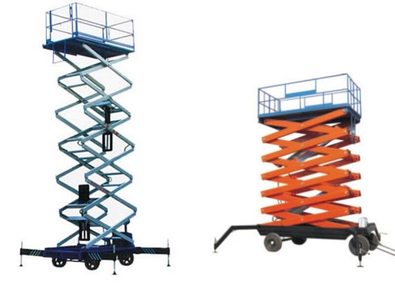 10米移动剪叉式升降机